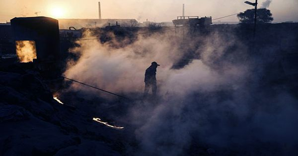 China Greenhouse Emission Exceed 37 High-Income Countries Combined New Report Claims