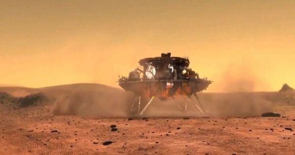 China's Tianwen-1 Mars Probe Land and Operate a Rover on the Red Planet