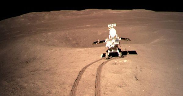 China's Yutu-2 Completes Its 30th Lunar Day on the Far Side of the Moon
