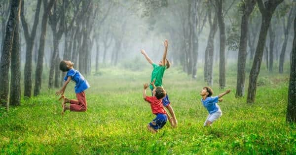 Exercise and Healthy Diet in Childhood Leads to Adults with Lower Levels of Anxiety