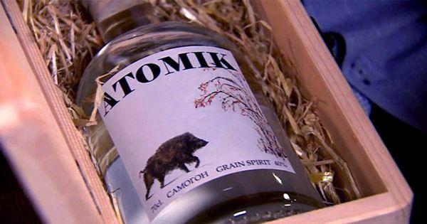 First Batch of Chernobyl-Made Vodka Mysteriously Seized by Ukrainian Secret Service