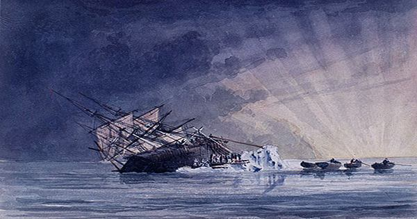 First Crew Member Of Franklin's Lost Expedition That Left 129 Dead Has Been Identified