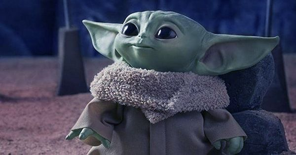 """It's May 4, So Grab Your Telescope. """"Baby Yoda"""" Is The Nebula You Are Looking For"""
