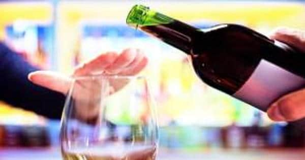 Moderate Alcohol Intake helps the Heart by Soothing Tension Signals in the Brain