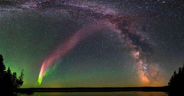 Physicists describe a new phenomenon call – Diffuse Auroral Erasers
