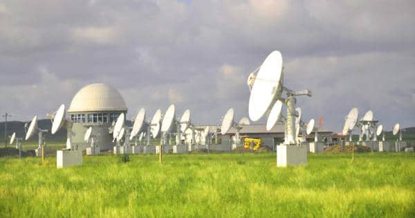Researchers Observe New Generation Solar Eruptions Radio Telescope