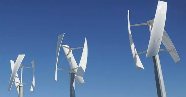 Vertical Turbine is Efficient than Traditional Turbines in Wind Farms