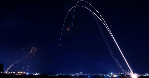 What is The Iron Dome? Israel's High-Tech Rocket Shield