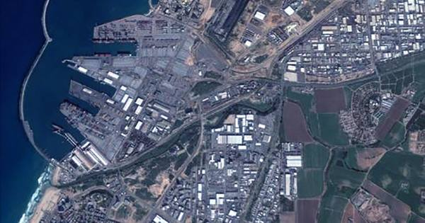Why Many Satellite Images of Israel and Palestine are Unusually Fuzzy