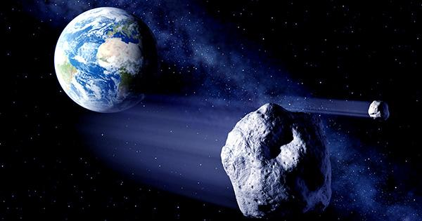 A Mega Comet or Minor Planet is Approaching on a Very Eccentric Orbit