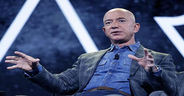 A Petition to Keep Jeff Bezos from Returning to Earth has Reached 100,000 Signatures