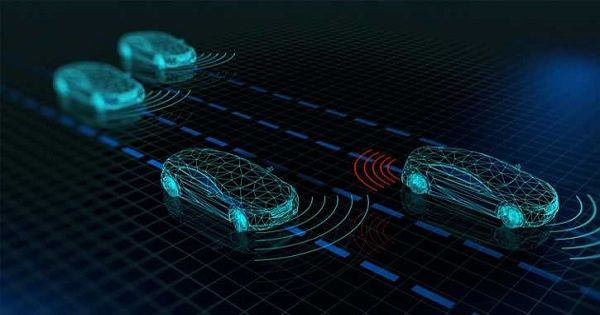 AI sensors help Vehicles Driving in the Snowy Roads