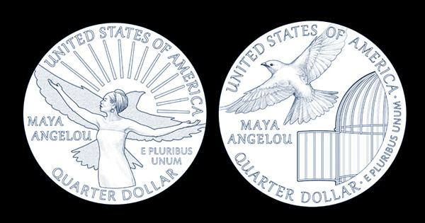 Astronaut Sally Ride and Maya Angelou to be First Women Honored on US Quarters
