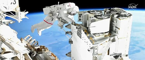 Astronauts-Installing-New-Solar-Panels-to-Boost-the-Orbital-Outpost-1