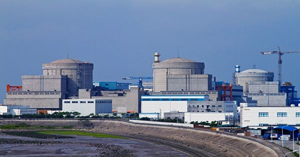 """French Firm Warns of Potential """"Imminent Radiological Threat"""" at Nuclear Power Plant in China"""