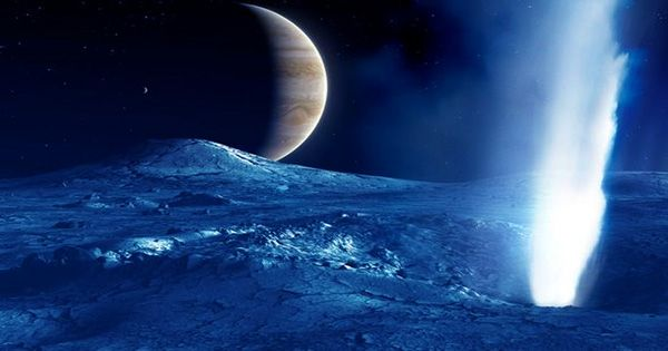 Jupiter's Icy Moon Europa may be Hot Enough to have Seafloor Volcanoes