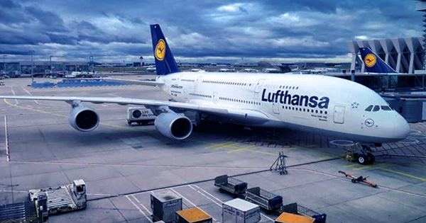 Lufthansa will Accept Vaccination QR Codes for Flight Check-in