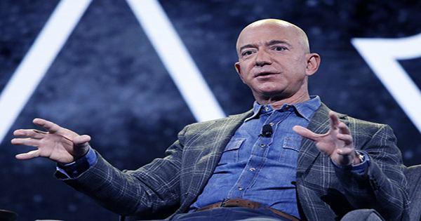 Mystery Bidder Pays $28 Million to Join Jeff Bezos on Spaceflight