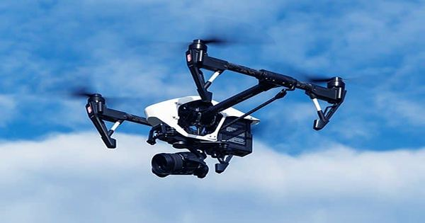 New US Government Technology Shoots Confetti at Drones to Neutralize them