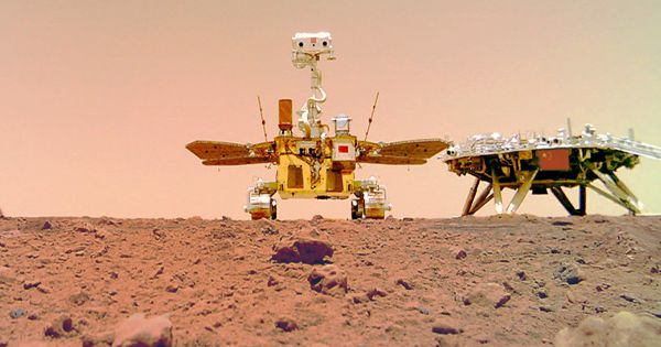Perseverance Finally Bags a Sample of Mars to Return to Earth