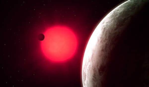 Researchers-discover-a-Super-Earth-Orbiting-a-Red-Dwarf-Star-named-GJ-740-1