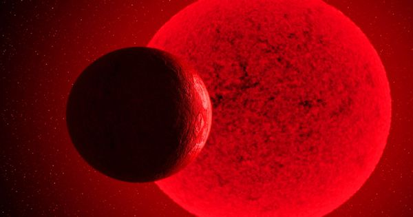 Researchers discover a Super-Earth Orbiting a Red Dwarf Star named GJ 740
