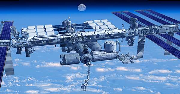 Russia has Threatened to Leave the International Space Station by 2025
