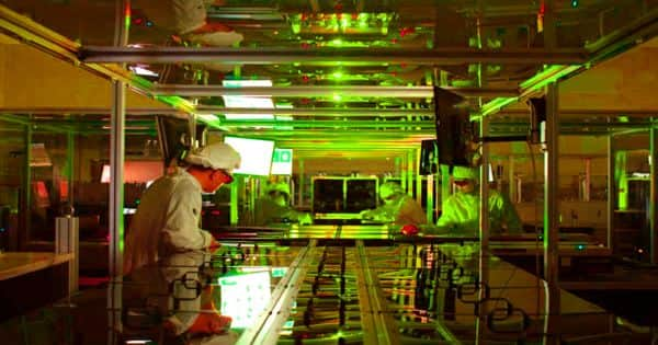 Scientists developed an Ultra Intensity Laser Ever Created