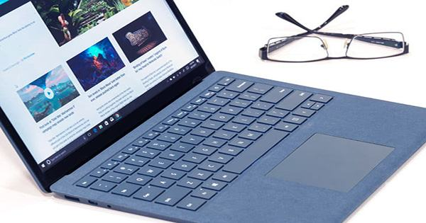 Taking Microsoft's Surface Laptop 4 for a Spin