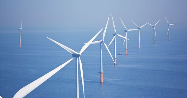 This Might be the Most Ambitious Wind Farm Ever Announced