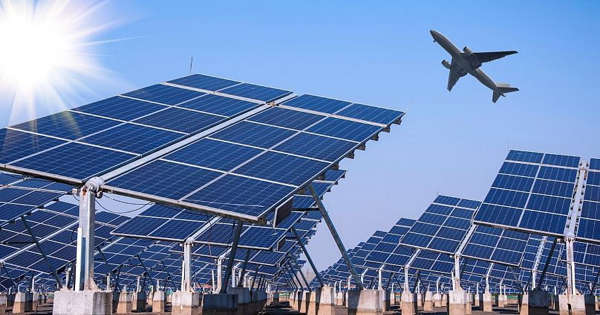 Airports Could Produce Enough Electricity to Power