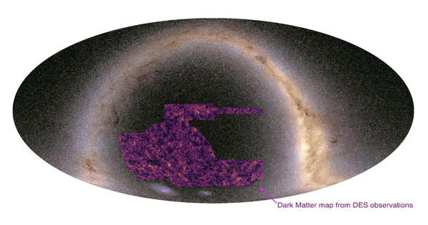 Astronomers used Largest Sample of Galaxies observed ever to Create Map of Galaxy