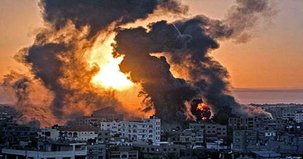 """First """"AI War"""": Israel Used World's First AI-Guided Swarm of Combat Drones in Gaza Attacks"""