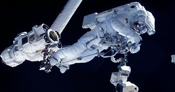 Luca Parmitano: the Astronaut who Nearly Drowned in Space
