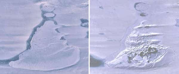 Satellite-Image-Shows-A-Huge-Antarctic-Lake-has-Strangely-Disappeared-1