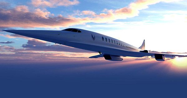 Supersonic Flights are Set to Return – Here's how they can Succeed where Concorde Failed