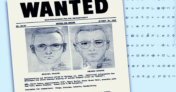 Zodiac Killer's Final Two Messages May have been Decoded, and his Identity Finally Revealed