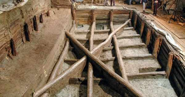 Ancient Wooden Structures have been linked to Water Rituals, according to Researchers