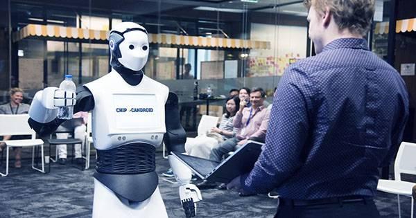Bipedal Robot becomes First Robot to Run 5K Race