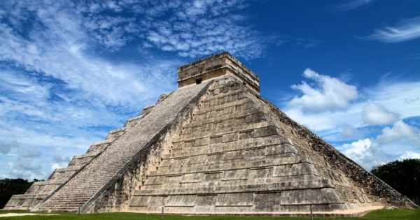 Climate Change affected Mayan Population is found in Records