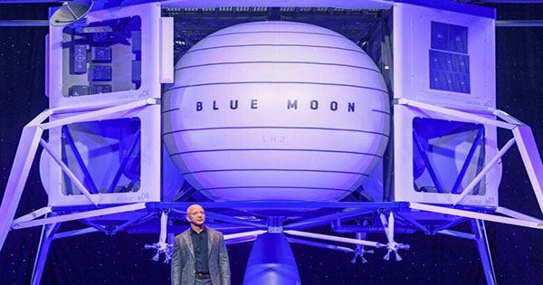 NASA Pauses SpaceX Lunar Lander Contract Due to Blue Origin Lawsuit
