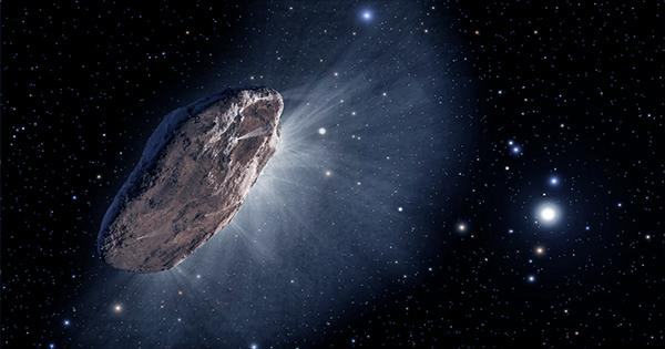 New Type of Stellar Grain in Meteorite Suggests where Earth's Water Comes from