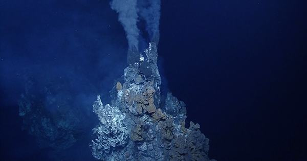 Oldest Evidence of Life around Hydrothermal Vents has Implications for Other Worlds