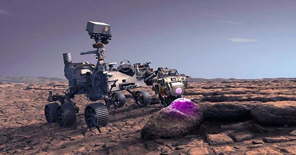 Perseverance Collected its First Mars Rock Sample but it Seems to have Vanished