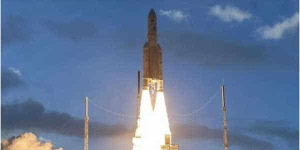 Space Launch of the World's First Commercial Re-programmable Satellite 1