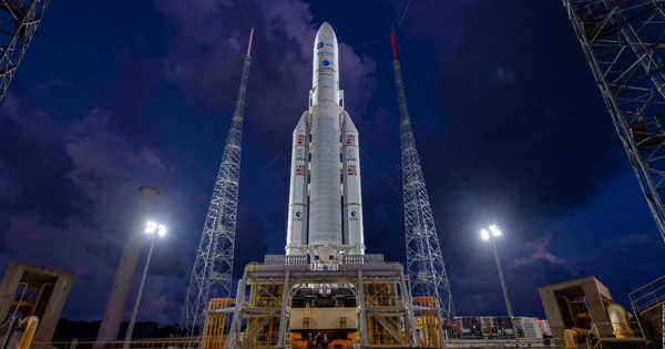 Space Launch of the World's First Commercial Re-programmable Satellite