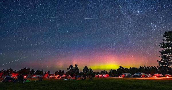 The Perseid Meteor Shower Peaks This Week, and we're in for a Good Show
