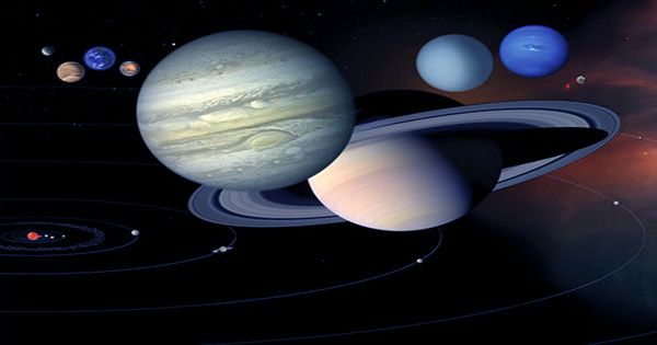 Video Shows how Long it would Take a Ball to Drop on Different Planets