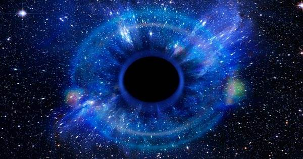 A Black Hole May have Collided with a Star Creating a New Type of Supernova