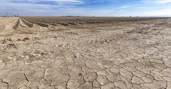 Megadroughts Could Destroy Entire Civilizations